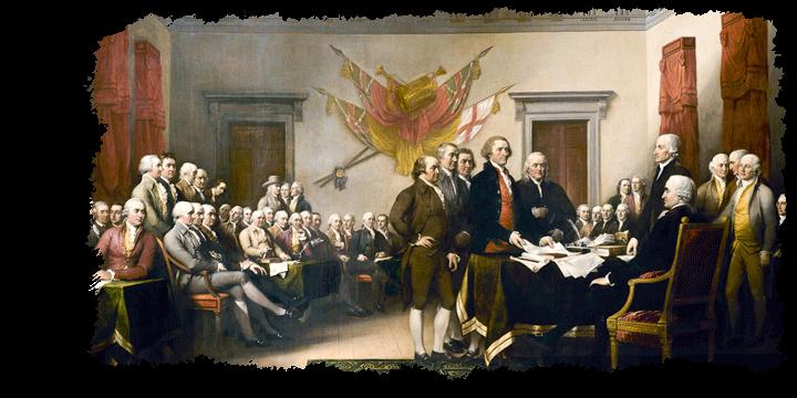 Founding America Tour